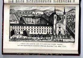 Die Rossau und das Fischerdörfchen an der oberen Werd.: Hofbauer, Carl: