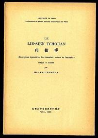Le Lie-sien Tchouan.
