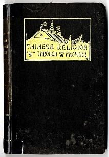 Chinese religion seen through the proverb.: Plopper, Clifford H.:
