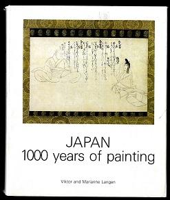 Japan, 1000 years of painting as well as sculptures, inros, etc. from various style periods.