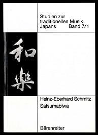 Satsumabiwa.: Schmitz, Heinz-Eberhard: