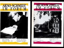 Arno Schmidt im Forum.