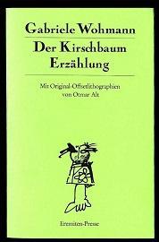 Der Kirschbaum.: Wohmann, Gabriele: