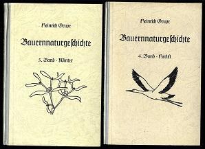 Bauernaturgeschichte.: Grupe, Heinrich: