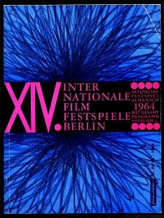 XIV. Internationale Filmfestspiele Berlin 1964.