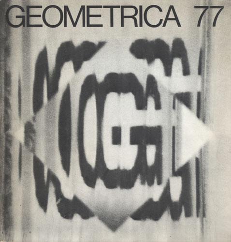 Geometrica 77 Ausstellungskatalog Von Konstruktivismus Bogner