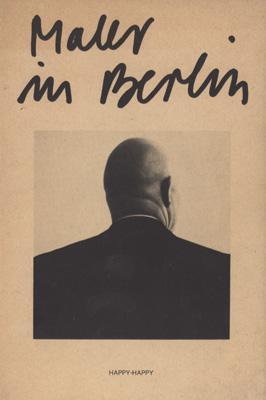 Maler in Berlin.: Diehl, Volker und Roland Hagenberg, Hrsg.