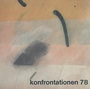 konfrontationen 78 (Ausstellungskatalog). Hochschule für Angewandte Kunst Wien, Meisterklasse ...