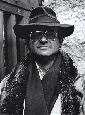 Hermann Burger (1942-1989). Brustbild mit Hut im Pelzmantel.: Burger, Hermann - Böhler, Yvonne, ...