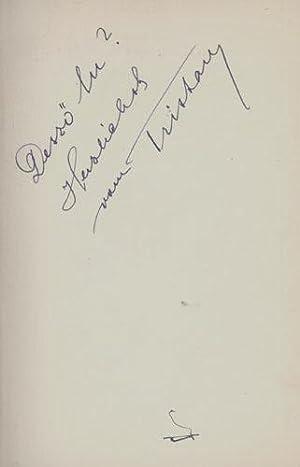 Major Kwaplitschka. Entlarvter Geheimdienst. Vorwort Wickham Steed.: Busch, Tristan (d.i. Arthur ...