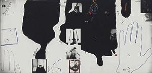 Zeichnung 37b um 1968). Siebdruck 30 x 63 cm auf starkem Papier. Verso gestempelt: 'siebdruck ...