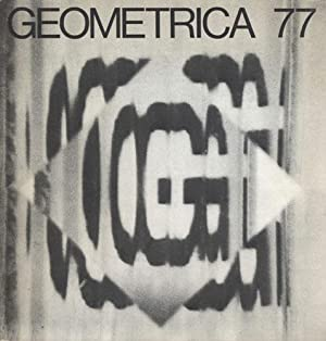 Geometrica 77 (Ausstellungskatalog).: Konstruktivismus - Bogner,