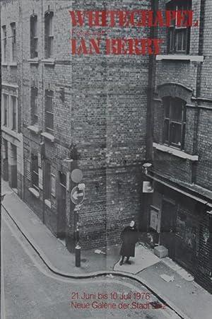 Whitechapel. Fotos von Ian Berry [Ausstellungsplakat].: Fotografie - Berry,