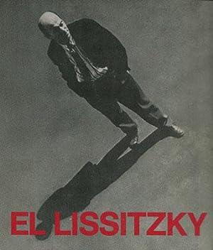 El Lissitzky. Ausstellung vom 9. April -: Lissitzky, El (Lazar