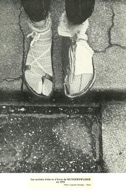 Friedensreich) Hundertwasser.: Restany, Pierre.