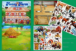 Create your Funny Farm.
