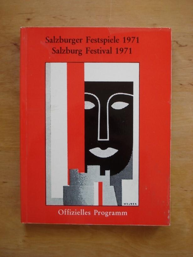 Programm Salzburger Festspiele