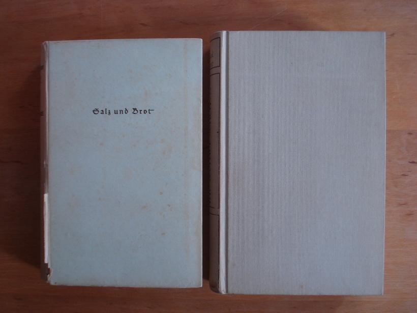 2 Bände fest gebunden: Freiberg, Siegfried