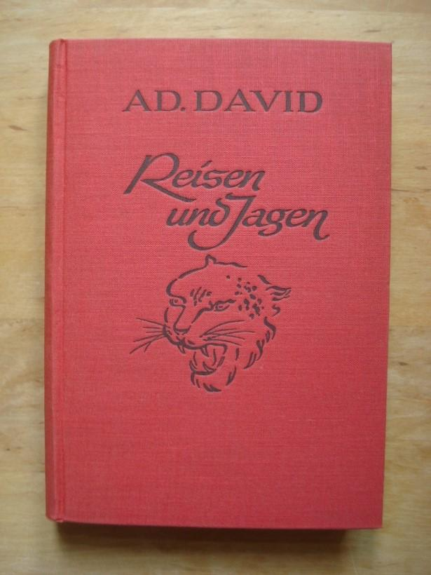 Reisen und jagen - Aus einem glücklichen: David, Ad.
