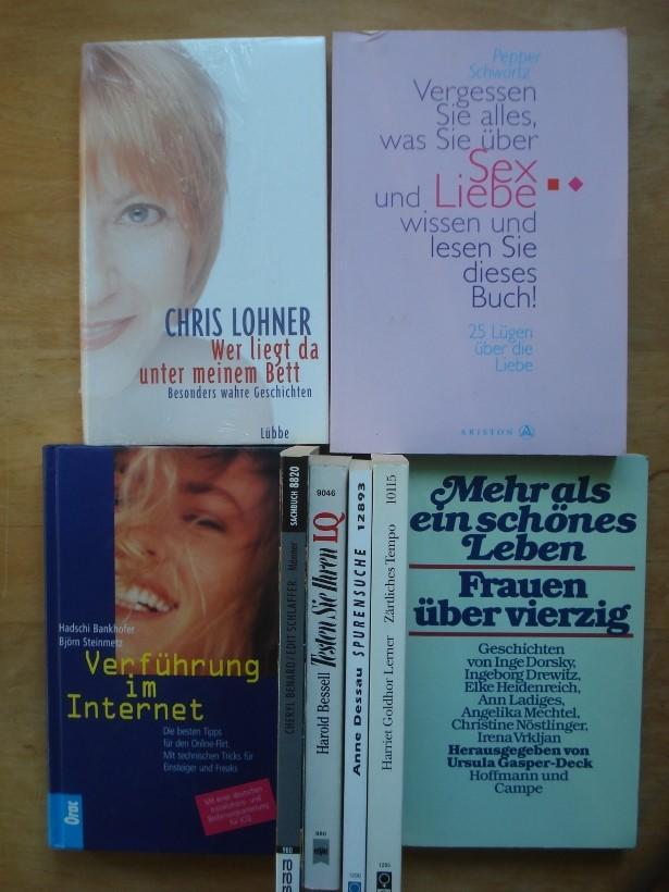 Erste Hilfe für Mädels - 8 Bände