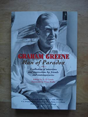 Graham Greene - Man of Paradox: Cassis, A. F. (Ed.)