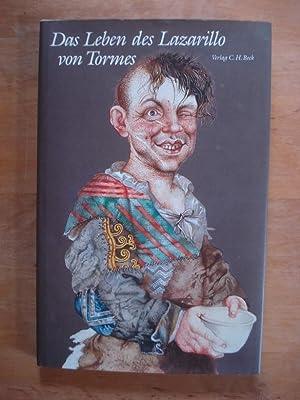 Das Leben des Lazarillo von Tormes - Seine Freuden und Leiden
