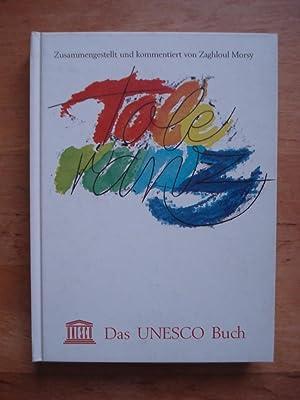Toleranz - Gedanken der Welt: Morsy, Zaghloul (Hrsg.)