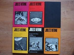 6 Bände aus dem Verlag Bärmeier & Nikel: Verne, Jules