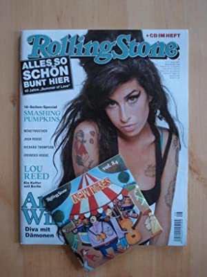 Rolling Stone Nr. 8 - August 2007