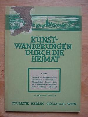 Kunstwanderungen durch die Heimat - in Wort: Widter, Friedrich