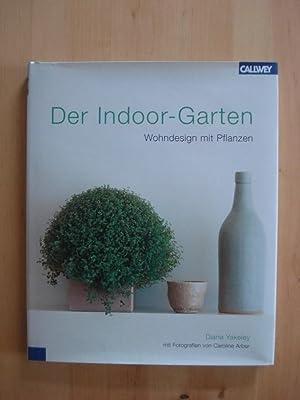 Der Indoor-Garten - Wohndesign mit Pflanzen