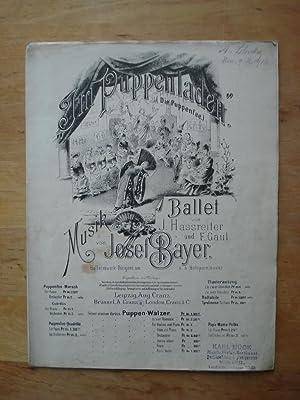 Puppen-Walzer - Die Puppenfee (Im Puppenladen: Bayer, Josef (Balletmusik-Dirigent