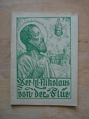 Der Heilige Nikolaus von der Flüe: Amann, Josef Anton
