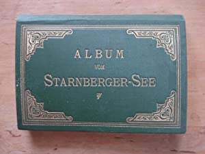 Album vom Starnberger-See - Photogr. Kunstverlag Ferd. Finsterlin in München