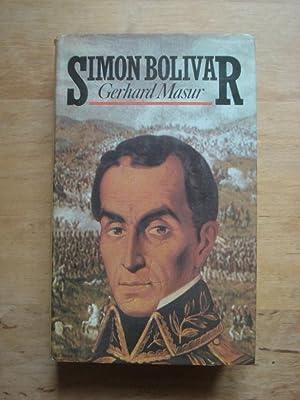 Simon Bolivar: Masur, Gerhard