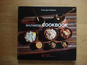 Auhentic Bhutanese Cookbook