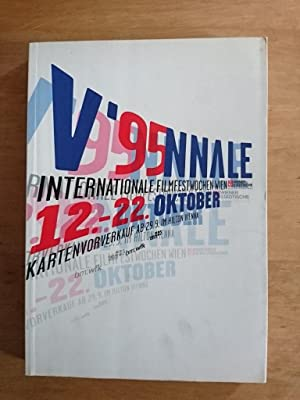 V '95 - Viennale Vienna International Film Festival vom 12. - 22. Oktober 1995