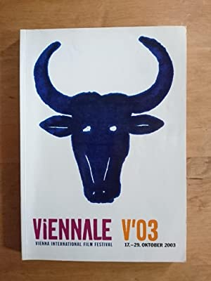 V '03 - Viennale Vienna International Film Festival vom 17. - 29. Oktober 2003