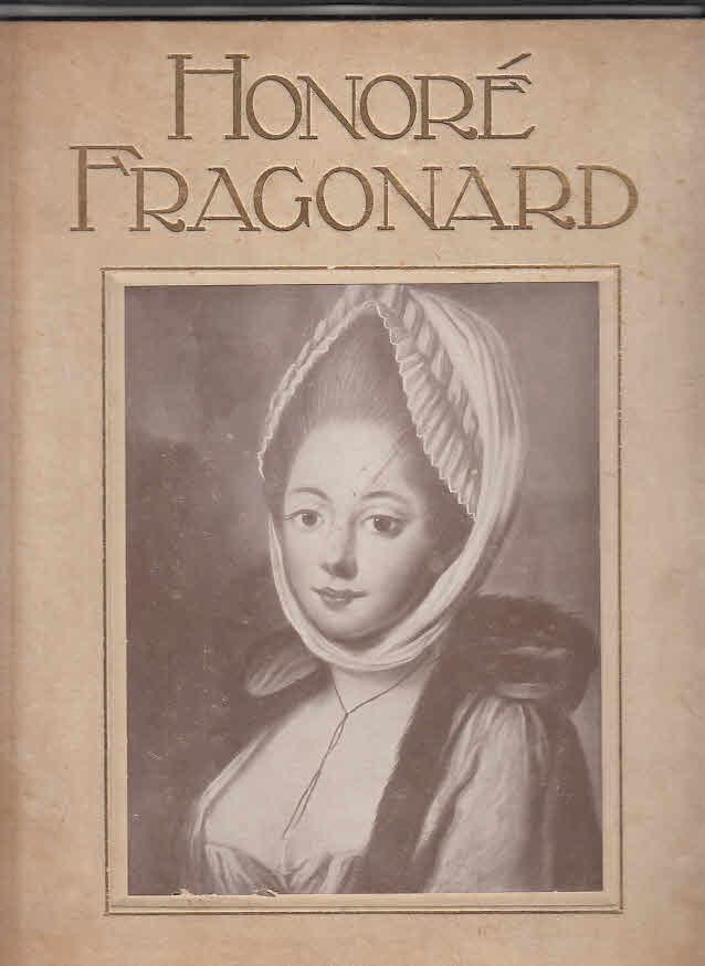 Jean Honore Fragonard Mit 48 Originalreproduktionen, 1: Kahn, Gustave und