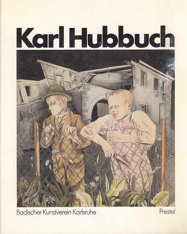 karl hubbuch 1891 1979 von goettl zvab. Black Bedroom Furniture Sets. Home Design Ideas