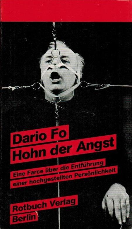 Hohn der Angst: Fo, Dario: