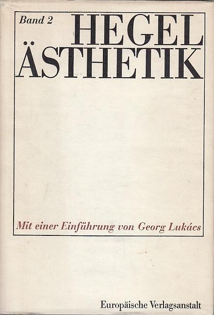 Hegel ästhetik