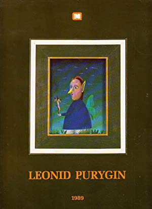 Leonid Purygin: One-Man Exhibition, May-June 1989: Purygin, Leonid and