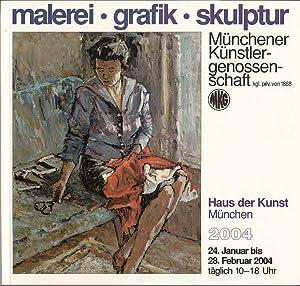 Künstler München Maler malerei grafik skulptur haus der kunst münchen 2004 offizieller