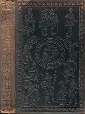 Christmas books = The Oxford IndiaPaper Dickens, Copyright Edition, With Illustrations by Cruiksh...