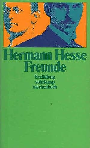 Freunde: Erzählung (suhrkamp taschenbuch): Hesse, Hermann: