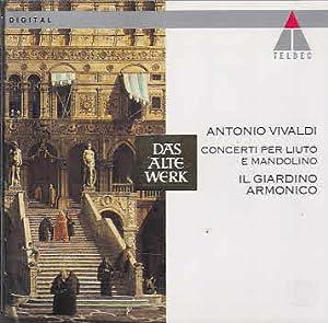 Antonio Vivaldi: Concerti per Liuto e Mandolino: Vivaldi, Antonio und