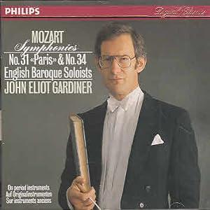 Mozart : Symphony No. 31 in D,: Mozart, Wolfgnag Amadeus,