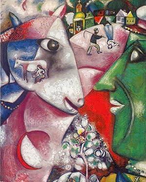 Marc Chagall Katalog z. Ausstellung Kunstverein in: Chagall, Marc und
