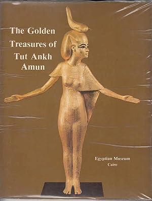 The Golden Treasures of Tut Ankh Amun: Riesterer, Peter P.,